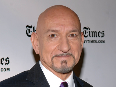 Ben Kingsley Celebrity Speaker - Simply Life India Speakers Bureau