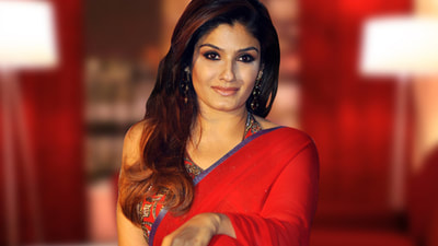 Raveena Tandon Celebrity Speaker - Simply Life India Speakers Bureau