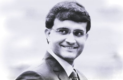 Sourav Ganguly - Sports Motivational Speaker - Simply Life India Speakers Bureau